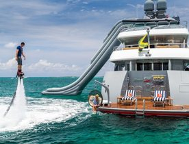 Charter Yacht 'Zoom Zoom Zoom' Reduces Rate By $20,000 For Florida Special