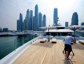 Dubai Boat Show 2014 - Day 1 Video