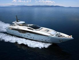 Admiral Yachts Deliver Superyacht 'Flying Dragon' (ex 'Capri')