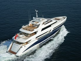 Superyacht TATIANA Offers Reduced Rate For Charter Vacations