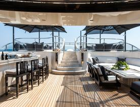 Save 20% Aboard Benetti Motor Yacht 'Silver Angel' in the Mediterranean