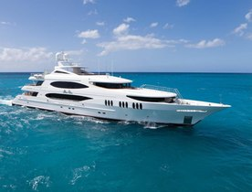 Charter Yacht 'Mia Elise' Appearing At Palm Beach Boat Show 2016
