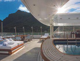 Superyacht  'Grand Ocean' Open For Monaco Grand Prix Charter