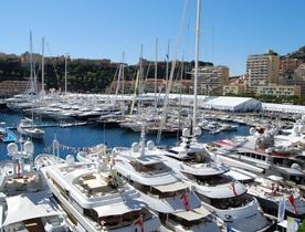 Monaco Yacht Show Gets Bigger for 2014