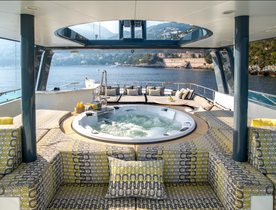 Ibiza charter special aboard expedition yacht ZULU