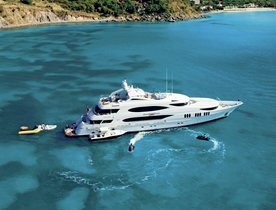 M/Y 'ZOOM ZOOM ZOOM' Available to Charter in the West Mediterranean