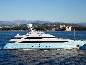 52m superyacht Victory renamed VERTIGO