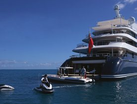 Charter Yacht AMARYLLIS Reveals Availability Over Christmas in the Caribbean