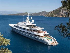 Superyacht AXIOMA Offers Significant Discount