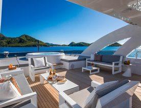Heesen motor yacht G3 offers special Mediterranean charter deal