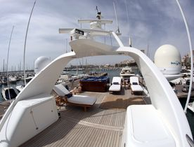Motor Yacht ANYPA Joins Global Charter Fleet