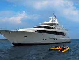 Summer Offer on Charter Yacht SCOTT FREE