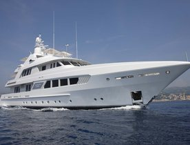 Charter Superyacht Kathleen Anne Available This Summer