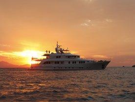 Croatia charter deal: Save 20% on board superyacht 'Metsuyan IV'