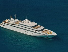 Superyacht 'Lauren L' arrives in Thailand for charter vacations