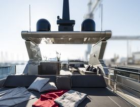 Superyacht SHADOW joins the charter fleet