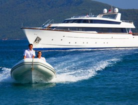 Superyacht NOMI Offers Exceptional East Mediterranean Discovery Charters for Summer 2016