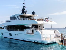 Charter yacht ONEWORLD signs up to Australian Superyacht Rendezvous 2018