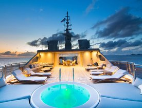 First look inside superyacht O'MEGA following incredible refit