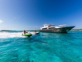 Refitted Superyacht UNBRIDLED Now Available for Charter