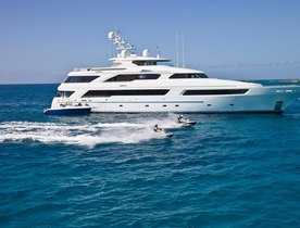 Motor Yacht 'Victoria Del Mar' Open For West Mediterranean Charters This Summer