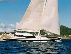 S/Y SEAQUELL Offers $5,000 off One-Week Charters Throughout April