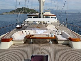 Discover Greece for Less Aboard Luxury Gulet DAIMA