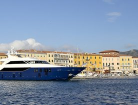Superyacht OURANOS Offers One Free Day on Croatia Charters