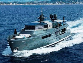 Motor Yacht TORTOISE Joins Charter Fleet With Availability For Monaco Events Charters This Summer