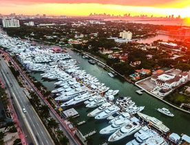 Charter yachts steal the show as Miami Yacht Show 2018 opens