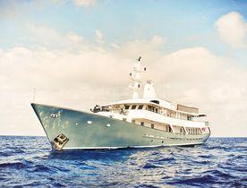 Classic Yacht MENORCA Opens for Charter at Les Voiles de St Tropez 2017