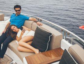 Luxury yacht ASYA drops rate on Mediterranean yacht charters