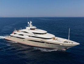 Superyacht 'O'Pari 3' Set To Be The Star Of The Mediterranean Yacht Show 2016