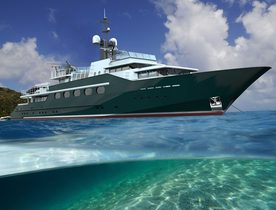 Reduced Caribbean Charter Rates on Superyacht HIGHLANDER