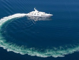 Superyacht 'Odessa II' Reveals Limited Charter Availability on the French Riviera