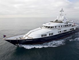 Charter Yacht INEVITABLE Has Last Minute Availability