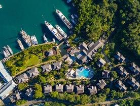 Marigot Bay Resort and Spa