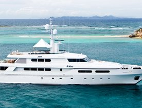 Enjoy Christmas and New Years in the Caribbean on board Superyacht 'TE MANU'