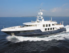 Superyacht NATORI Lowers Daily Charter Rate