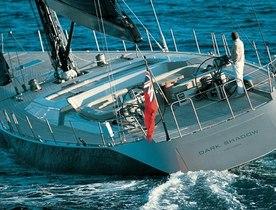Dark Shadow Yacht Available for Les Voiles de Saint-Tropez