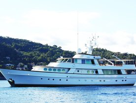 Superyacht C-Side Offers Greece Charter Discount