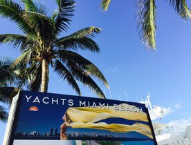 Yachts Miami Beach 2017 Gets Underway