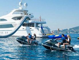 Save €19,000 Cruising the Mediterranean On Board Motor Yacht AUSTRALIS