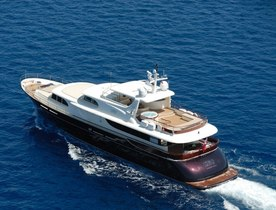 Superyacht 'Cyrus One' to Offer Charters in Spain