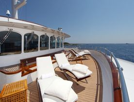 Superyacht SHERAKHAN Available For Charter In South East Asia