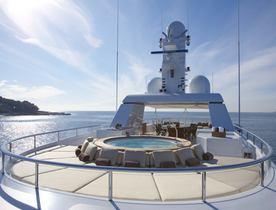 Charter Yacht MADSUMMER Has Late Season Charter Availability