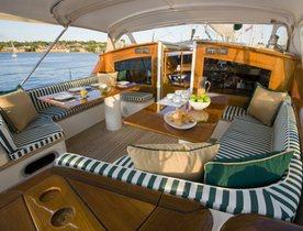 Celebrate the Festive Season on Charter Yacht WHIRLWIND