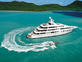 Superyacht INVICTUS Offering Costa Rica Charters