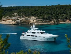 Luxury Yacht 'Christina G' Reveals Special June Offer for Mediterranean Charters