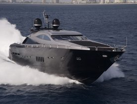 Charter Yacht MURCIELAGO Available in Greece and Turkey This Summer